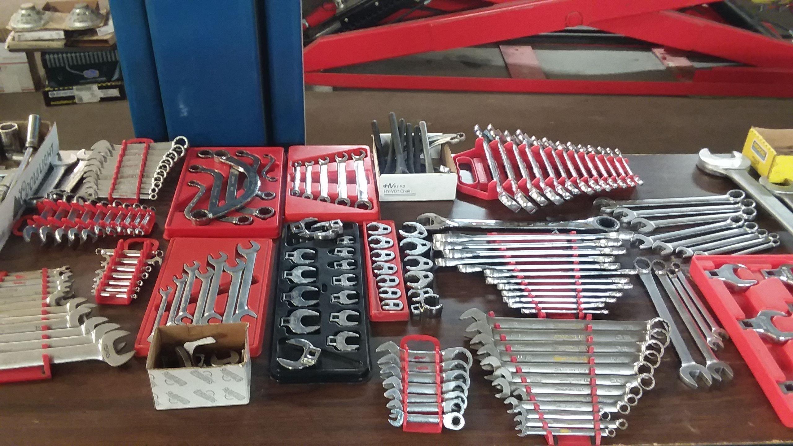 Item 27 in AUCTION: Tools & Equipment gallery
