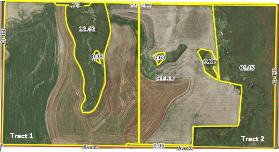 Item 4 in 320 Acres More or Less Rush County, Kansas gallery