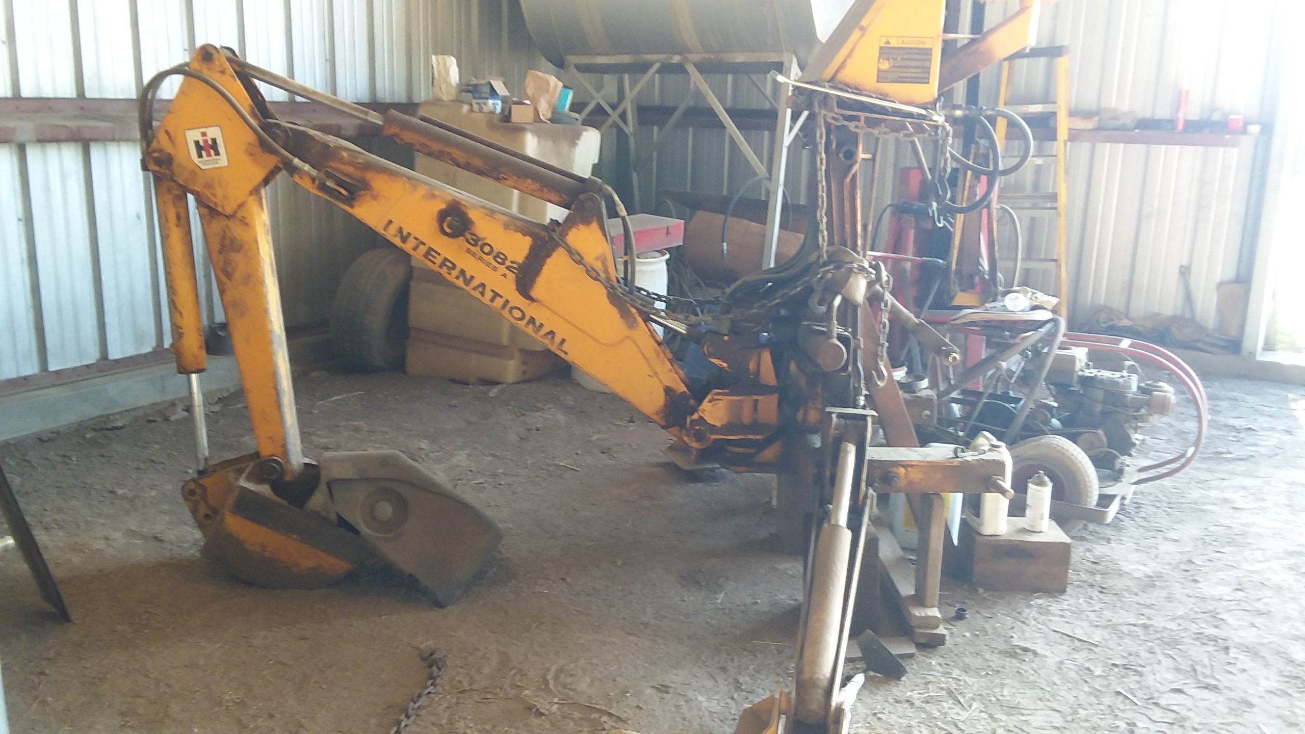Item 89 in FARM MACHINERY AUCTION gallery