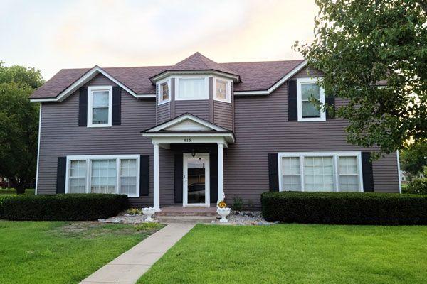 815 Oak St., LaCrosse, KS