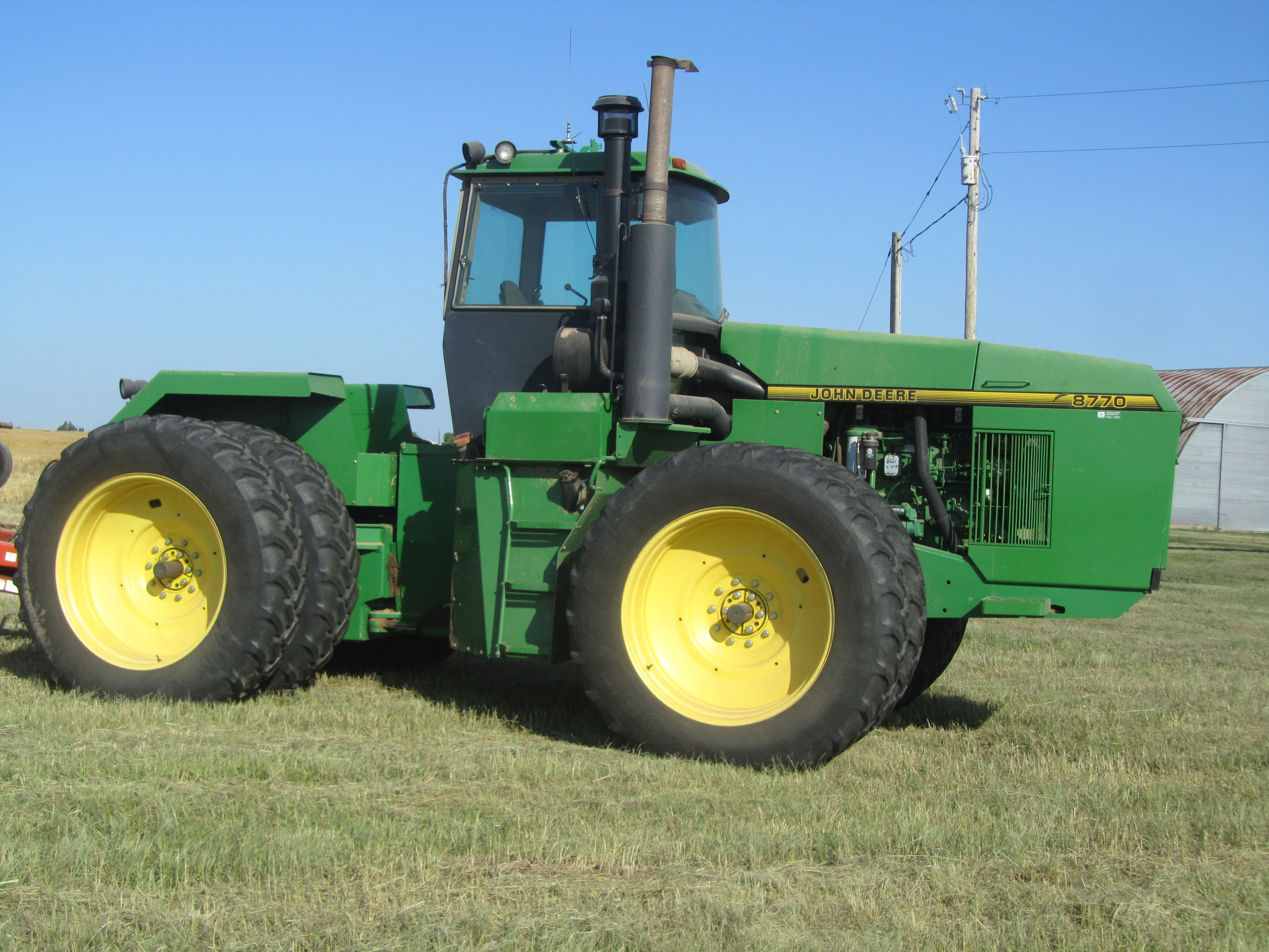 Item 42 in FARM MACHINERY AUCTION gallery