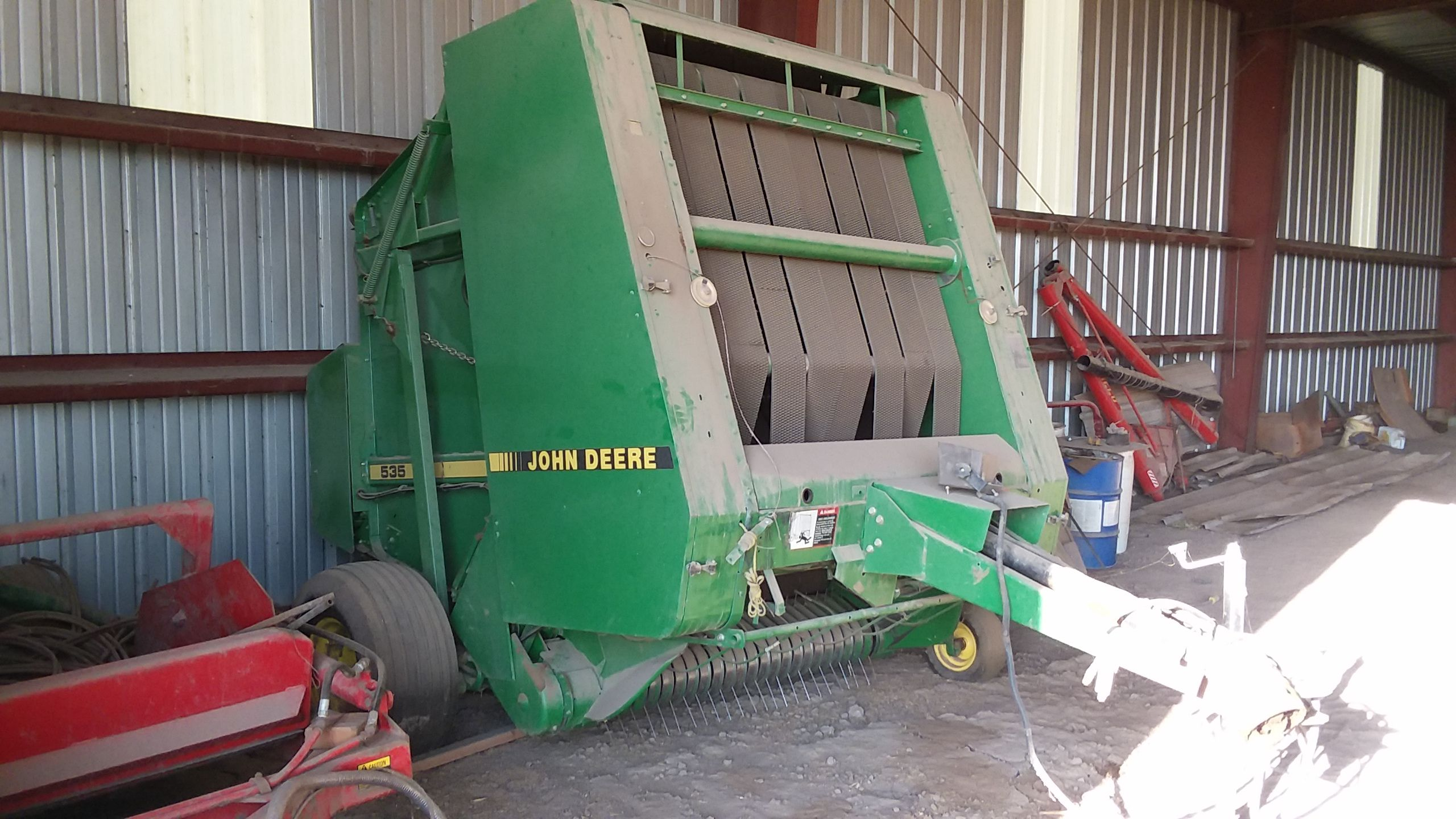 Item 81 in FARM MACHINERY AUCTION gallery