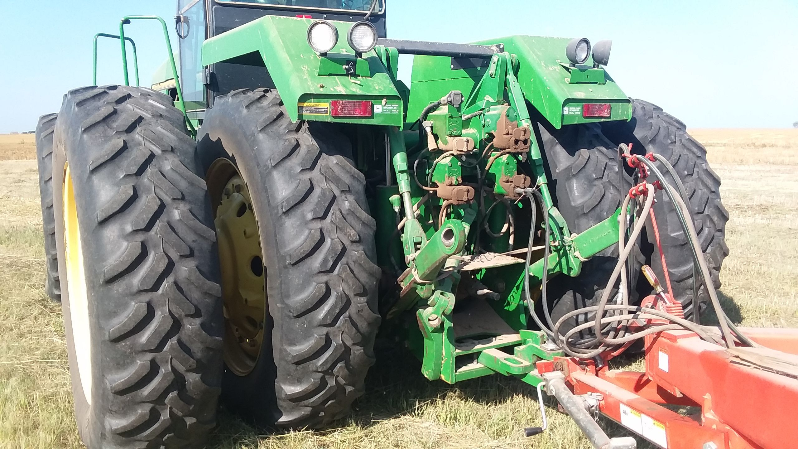Item 75 in FARM MACHINERY AUCTION gallery